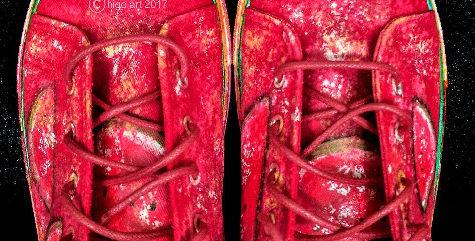 """""""Higomayo"""" sneakers"""