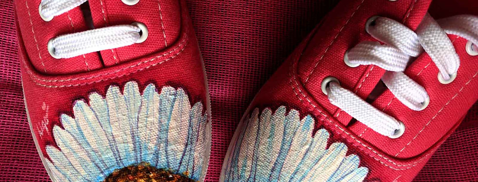 """Daisy sneakers"""