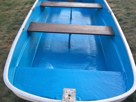 Update on new boat