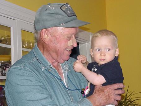 In memory of Dad