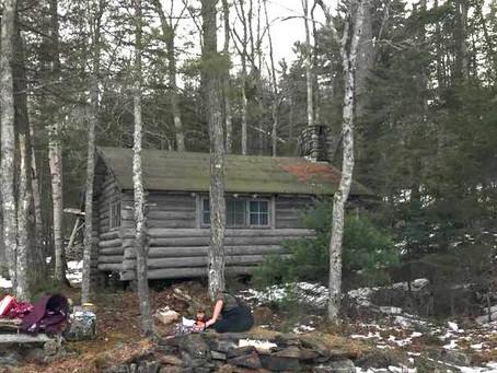 Our original family tiny house