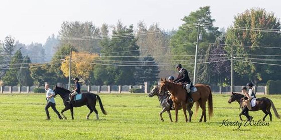 Pony Club - Newcomers Meet