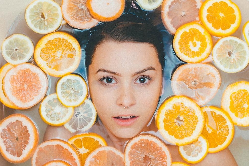 citrus bath