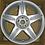 Thumbnail: 18in Zeus S Type R Rear 9.5J
