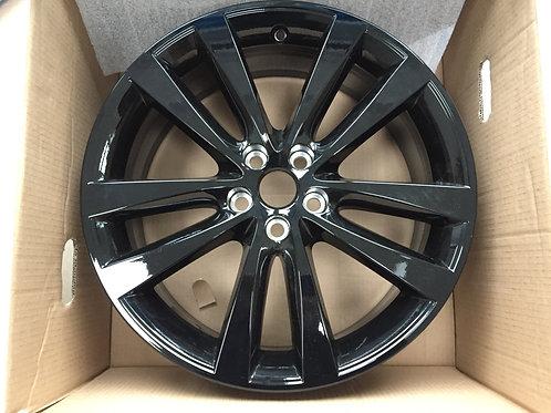 19in Venom XE Front 7.5J Gloss Black