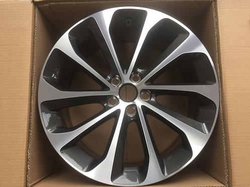 19in Katana XE Rear 8.5J Gloss Dark Grey 1050