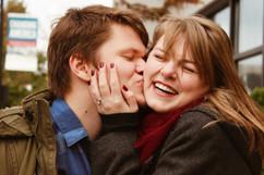 Austin and Kristina Engagment - Photo by, Isaiah James