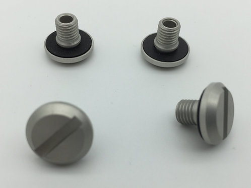 BBS Air Valve Screw Cap Dust Covers - SET OF 4