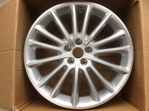 19in Radiance XE Front 7.5JSilver