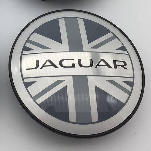 Centre Cap Badges - Union Jack. Single