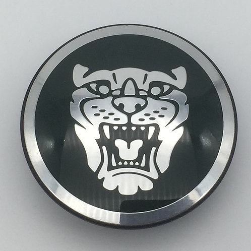 Centre Cap Badge - Green. Single