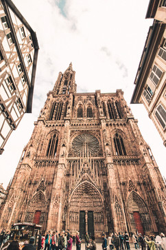 Strasbourg, France - Photo by, Isaiah James