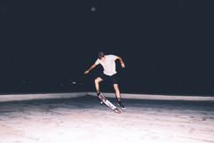 Skate session - Photo by, Isaiah James