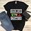 Thumbnail: BLM (Black) - Women's V-Neck Shirt