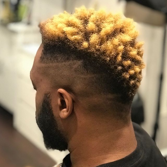 Skillz on the cut and color 👌🏾💯 #hair