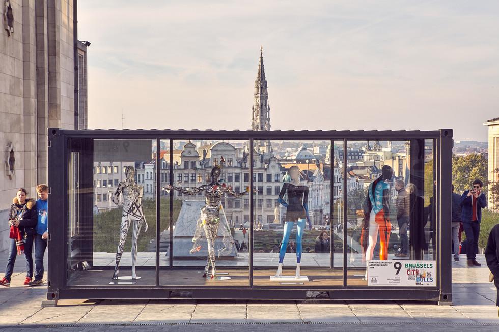 Location Container événement Bruxelles