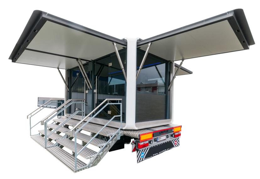 Container événementiel Belgique