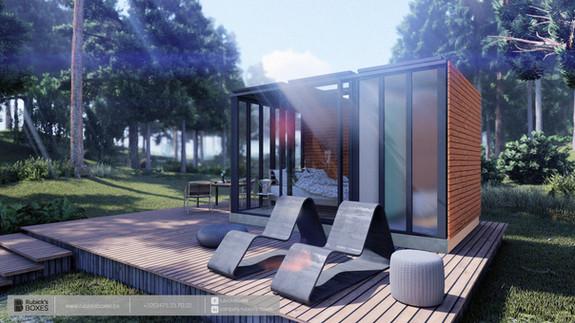 Habitat modulaire et évolutif Belgique