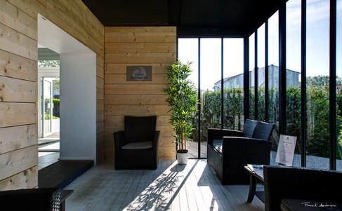 Maison containers Belgique & Europe