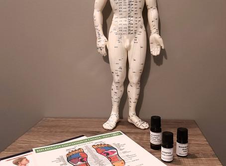 Reflexology, Acupressure & Aromatherapy for Arthritis
