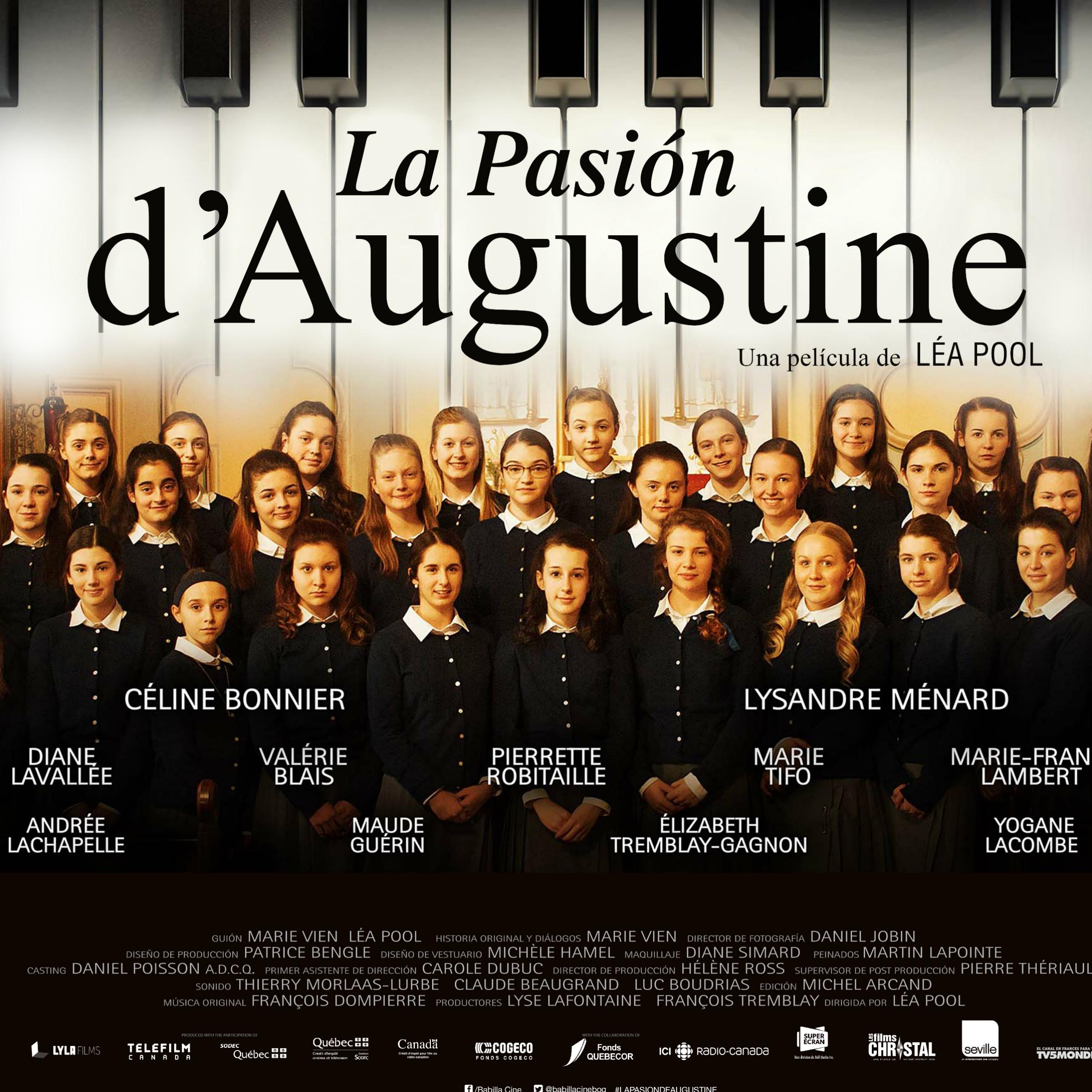 La Pasion D'agustine - 2015