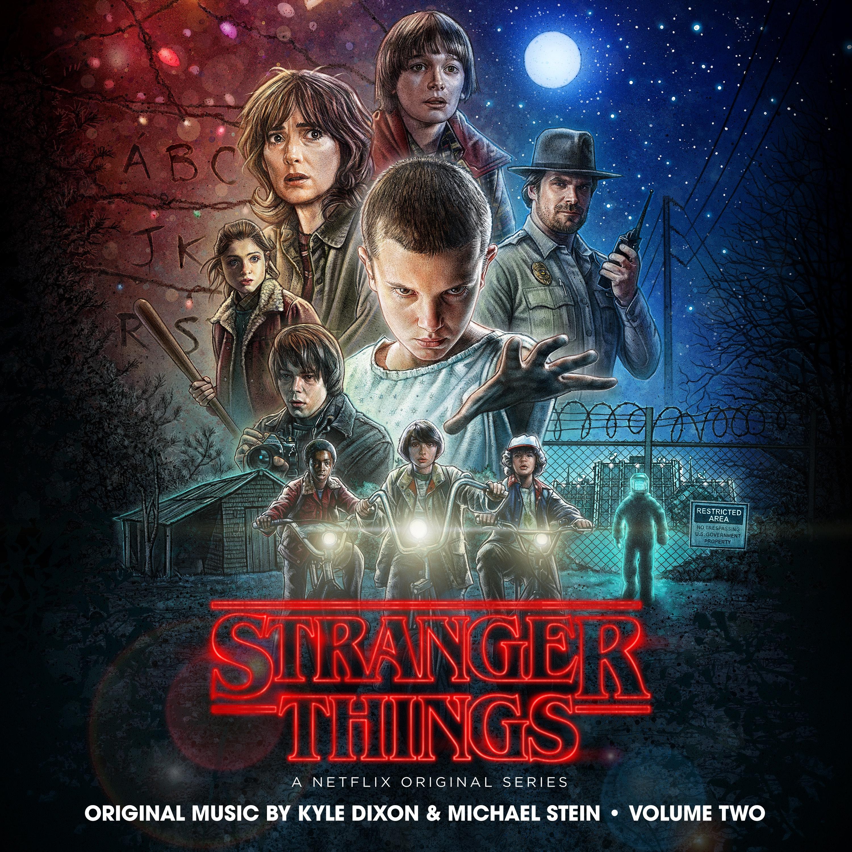 Stranger Things - 2016