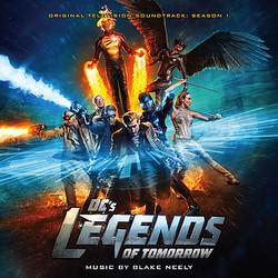 DC's Legend Of Tomorrow  - 2016
