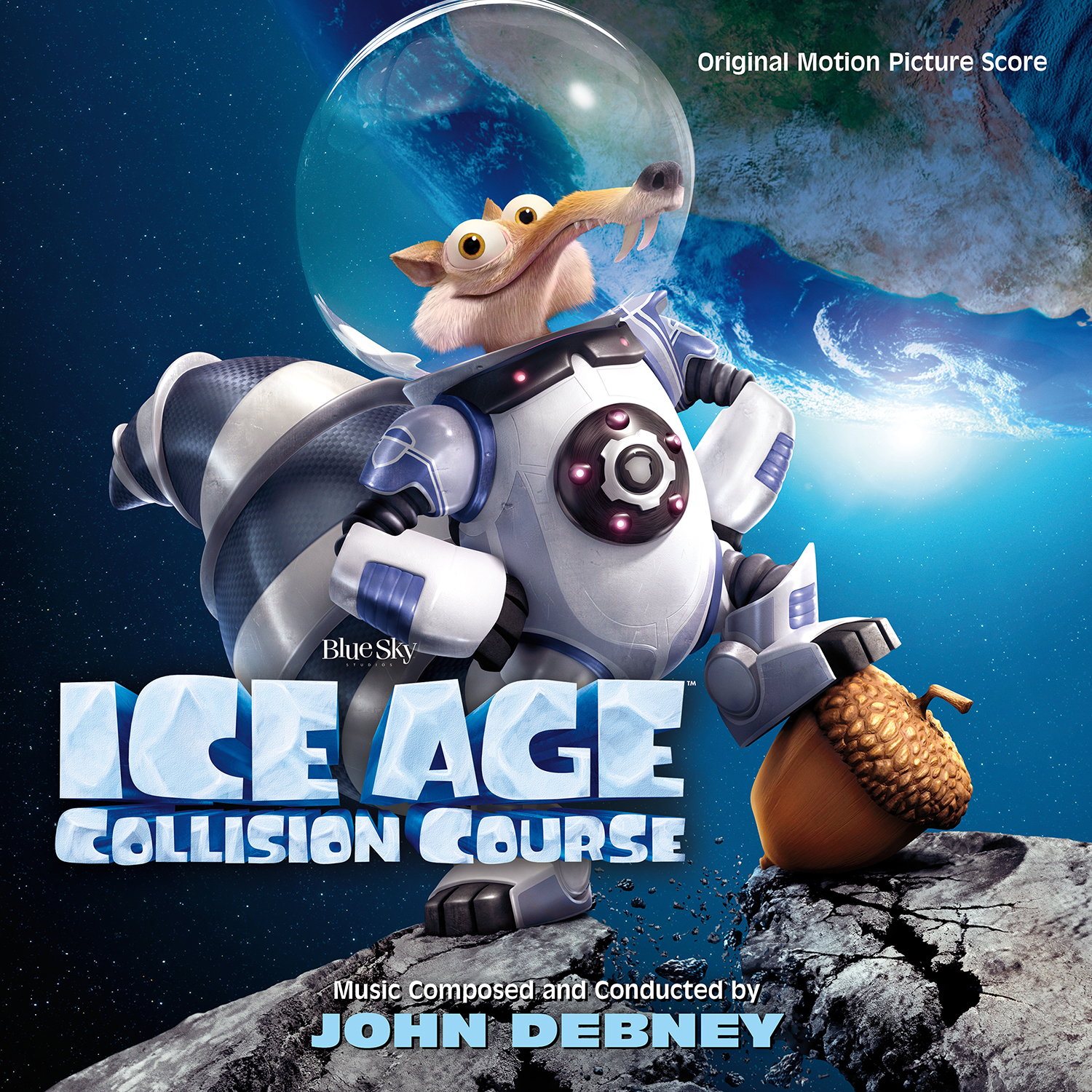 Ice Age Collision Course - 2016
