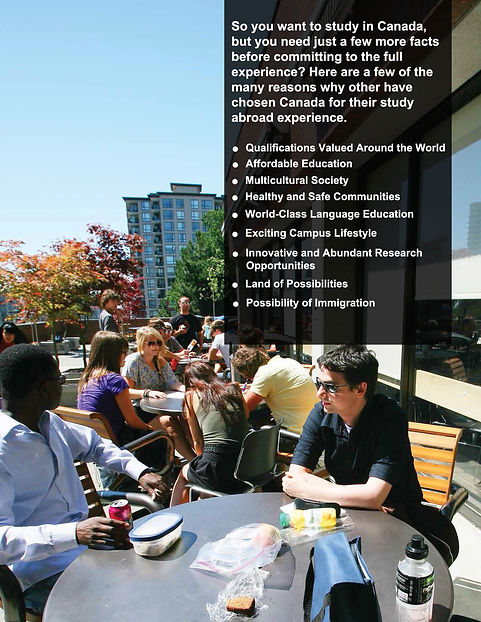 New Canadian Immigration Services for Canadian Study Visa