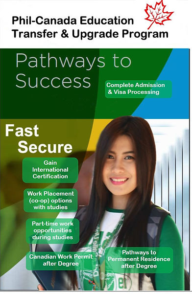 Philippine Canada Education Transfer and Upgrade Program