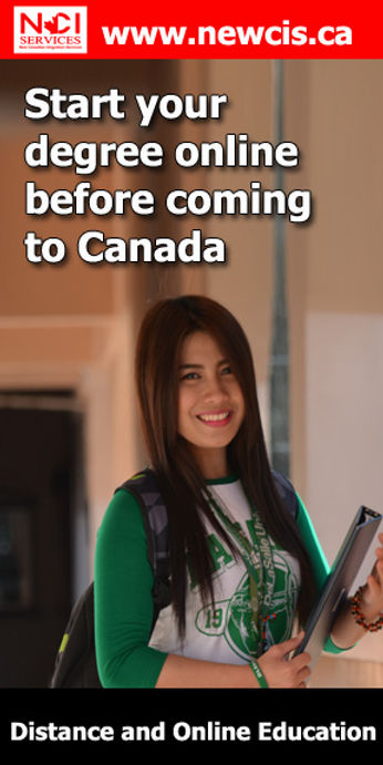 New Canadian Immigration Services Distance and Online Education in Canada