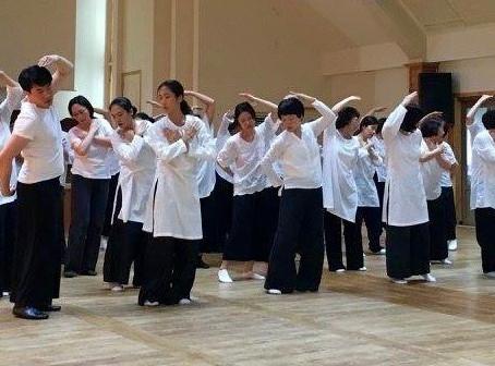 一個神聖舞蹈菜鳥的七日營體驗