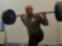 Richard Wilcock personal trainer