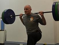Richard Wilcock, Personal Trainer