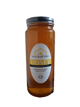 Susan Marie's Bees HONEY