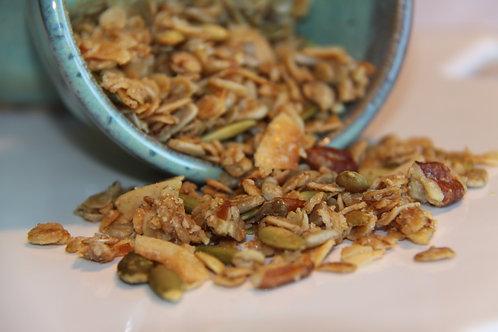 Pecan Maple Granola