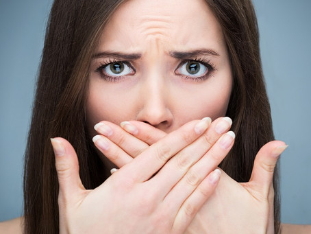 Bad Breath?  The Dentist Can Help!