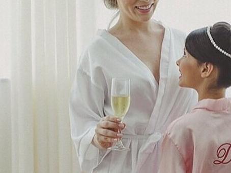 Vestido da daminha igual ao da noiva! Pode isso?