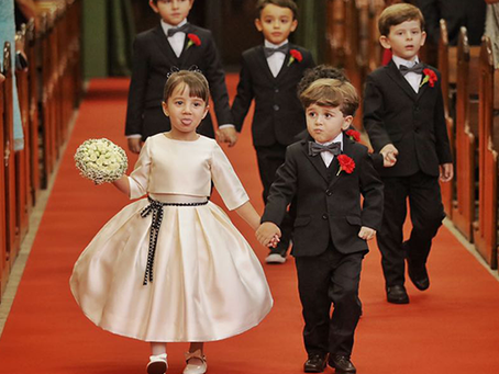 Qual o significado das damas de honra no casamento?