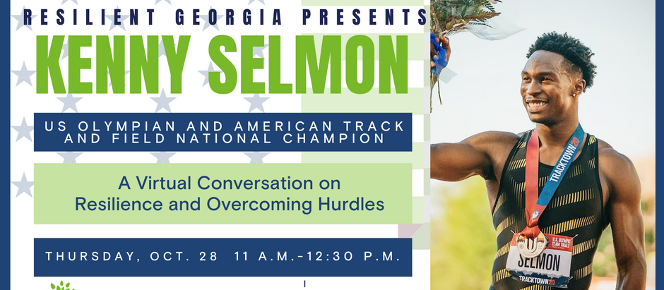 Join us for our Fall General Meeting featuring Kenny Selmon on Thursday, October 28th!