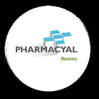Logo Pharmacyal Réseau