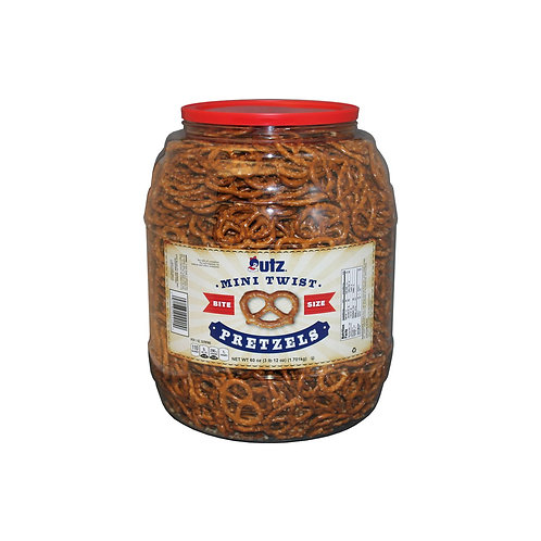 Utz Mini Twist Pretzels (60 oz.)