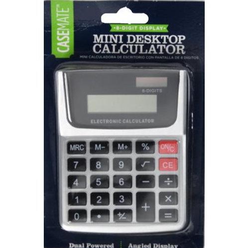 Mini Desktop Calculator