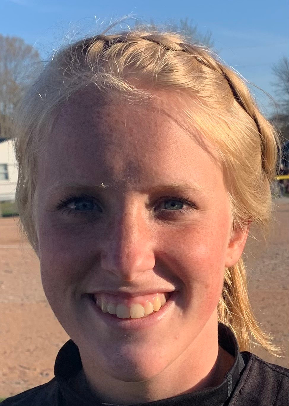 Pioneer's Mackenzie Walker hit for the cycle in a 23-0 win in five innings over Rochester at Fansler Field Friday. She had an RBI triple in the first, an RBI double in the second, a two-run homer in the fourth and a single in the fifth. She went 4 for 5 with four RBIs and three runs scored for the Class 2A, No. 13 Lady Panthers.