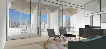 עיצוב משרד, תל אביב
