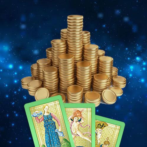 Money Scope Tarot / Horoscope Reading
