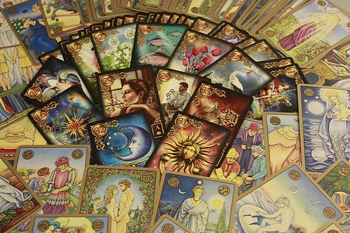 Year Ahead Detailed Psychic Tarot Reading
