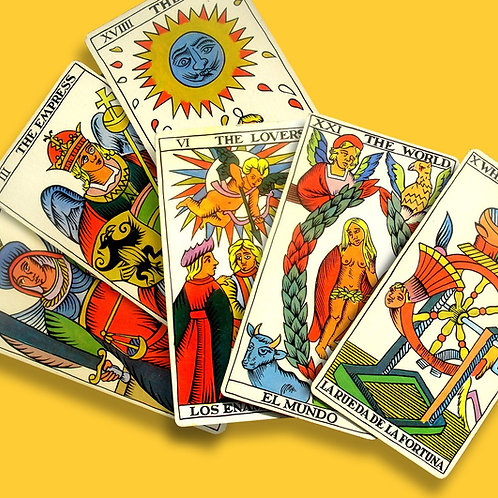 Same Day Detailed 3 Card Reading
