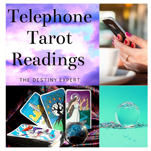 Telephone Tarot Reading