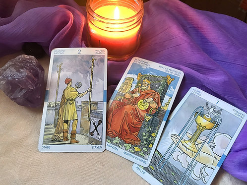 Detailed 3 Card Reading